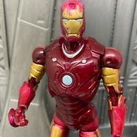 "Marvel Legends MCU Iron Man Movie Mark 3 III Tony Stark 6"" Inch Action Figure 3"