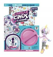 Capsule Chix Build Your Own Surprise Doll - CTRL+ALT+MAGIC Brand New