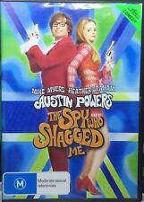 Austin Powers - The Spy Who Shagged Me (DVD, 2011)