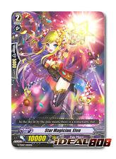Cardfight Vanguard  x 4 Star Magician, Elen - G-TD07/005EN - TD (common ver.) Mi