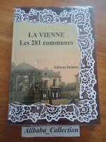 // NEUF LIVRE ** LA VIENNE 281 communes **  86 carte postale DELATTRE POITIERS