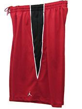 NOUVEAU Nike Jordan Short de basketball Rouge xxlt