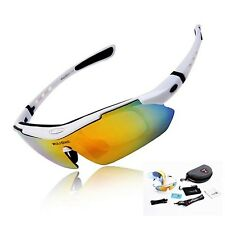 WOLFBIKE Polarized Cycling Sun Glasses Outdoor Sports Bicycle Glasses Bike Su...