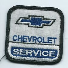 Chevrolet Service employee patch 2-3/8 X 2-1/2 INCHES #735