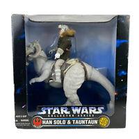 1997 Star Wars Collector Series POTF Kenner 12-inch Han Solo & Tauntaun Sealed