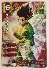 Hunter X Hunter Miracle Battle Carddass HHR HHEX02 05/18