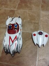 2005 Mattel Hot Wheels Speed Racer Two Seater Remote Control tested Mach 5