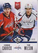 2012-13 Limited Rookie Redemption Capitals #29 Carrick/Wilson /499