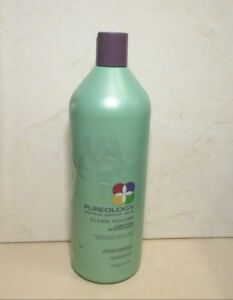 PUREOLOGY CLEAN VOLUME CONDITION 33.8 OZ ~ SEE DETAILS ~ NWOB