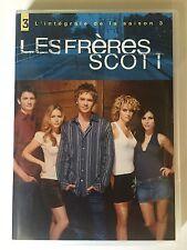 LES FRERES SCOTT Saison 3 COFFRET 6 DVD NEUF SANS BLISTER