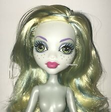 Monster High Dance Class Lagoona Blue Nude Doll ONLY NEW to OOAK or Play NO Fins