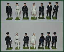 Britains Types of the Royal Navy Set #1911 *S8*