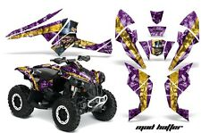 CanAm Renegade500/800/1000 AMR Racing Graphic Kit Wrap Quad Decal ATV All MDHTTR