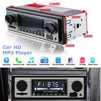 4-Channel Digital Bluetooth Audio USB/SD/FM/WMA/MP3/WAV Radio Car Stereo Player