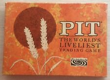 Jeu De Trading PIT The World's Liveliest Trading Game