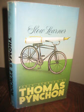 1st Edition SLOW LEARNER Thomas Pynchon EARLY STORIES Fiction CLASSIC