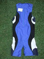 BNWT FOOR TRIATHLON TRI RACE SPEED SKIN SUIT ~ BLUE ~ RRP £79.99 ~ SMALL UNISEX