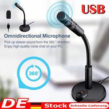 USB PC Mikrofon Kondensator Mikrofon, podcast Microfon, Computer Microfon Pro