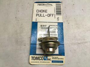 New Tomco Carburetor Choke Pull Off 7065