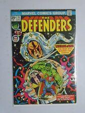 Defenders (1st Series) #14, 6.0 (1974)