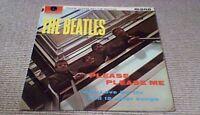THE BEATLES Please Please Me Mono 4th Press Parlophone Co UK LP 1963 PMC 1202 MT