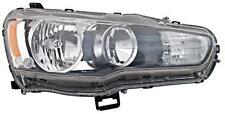 Headlight Front Lamp Right Fits MITSUBISHI Cedia Galant Lancer Sedan 2008-