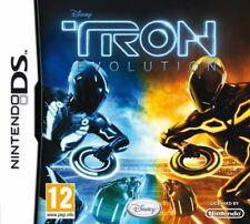 Tron Evolution Nintendo DS Walt Disney