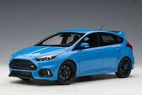 Ford Focus RS (2016) Composite Model Car (1:18 scale)