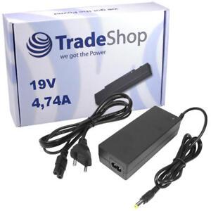 Netzteil Ladegerät 19V/4,74A 5,5x1,7mm für Acer Aspire 4810T 5050 5100 5230