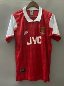 Arsenal Home 1982 Retro Football Jersey  Short Sleeve 8 Wright Football Shirt