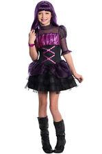 Monster High Elissabat Child Costume Vampire Girl Fancy Dress Up Halloween Large