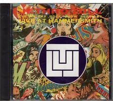 "Jethro Tull ""Live at Hammersmith 1984""  UK import CD 1990"