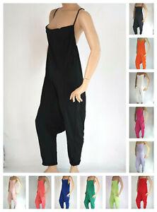 Élégant Haremsoverall Combinaison Pantalons Sarouels Superbe Choix Gr.38-42