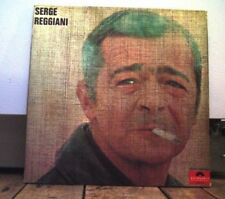 Vinyl LP Album Serge Reggiani Self Titled Éponyme Polydor Records