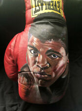 Muhammad Ali Signed Autographed Painted Glove. PSA