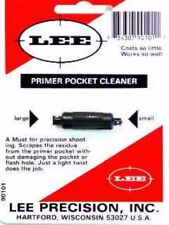 LEE PRIMER POCKET CLEANER Reloading Shooting Brass Case Conditioning Tool -- 7F