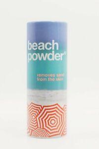 Beach Powder - remove sand from skin