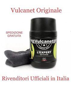 VULCANET BIKE   Pulitore & lucidatore a secco 65 Strappi Con Microfibra