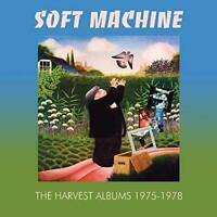 Soft Machine - The Harvest Albums 1975-1978 (NEW 3CD)