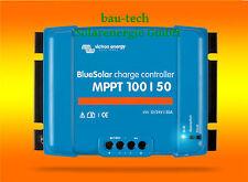 VICTRON Laderegler énergie blue solar MPPT 100/50 pour 12V / 24V
