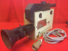 LOCAM II HIGH SPEED MOVIE CAMERA  WITH C MOUNT ZOOM LENS