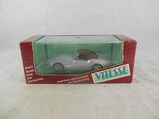 Vitesse 143 Ferrari 250 Closed Cabriolet 1960 in Silver with Tan Hood