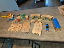 Fisher-Price Thomas & Friends Wooden Railway  lot