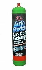 CAR VAN AIR CON CONDITIONING RECHARGE TOP UP REFILL GAS - DIY - STP R134a