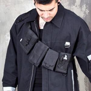NewStylish Mens Fashion Techwear fashion utility bag ver.2