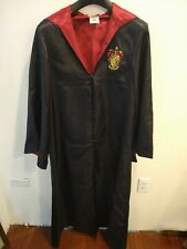 Authentic Harry Potter Gryffindor Robe Adult S/M Cape Cloak Cosplay Costume