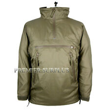 More details for british army cold weather buffalo thermal jacket smock, new size xl
