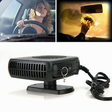 12V 200W Auto Car Fan Heater Vehicle Heating Cool Windshield Defroster Demister