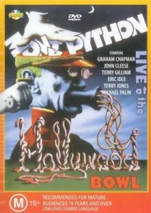 Monty Python Live At The Hollywood Bowl (DVD)  RARE
