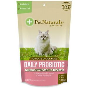Pet Naturals of Vermont - Daily Digest for Cats - 1.2oz Bag